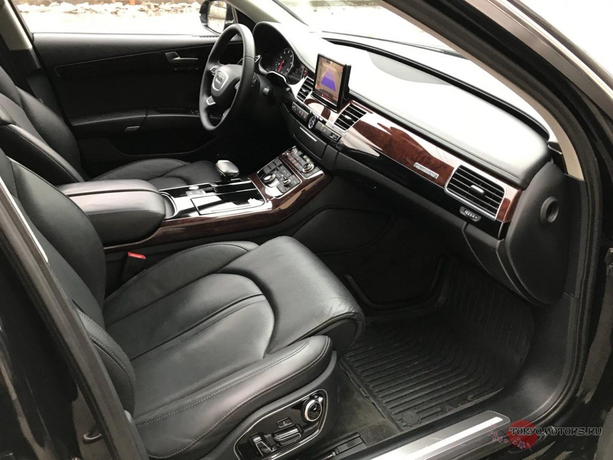 Audi A8 III (D4) Long