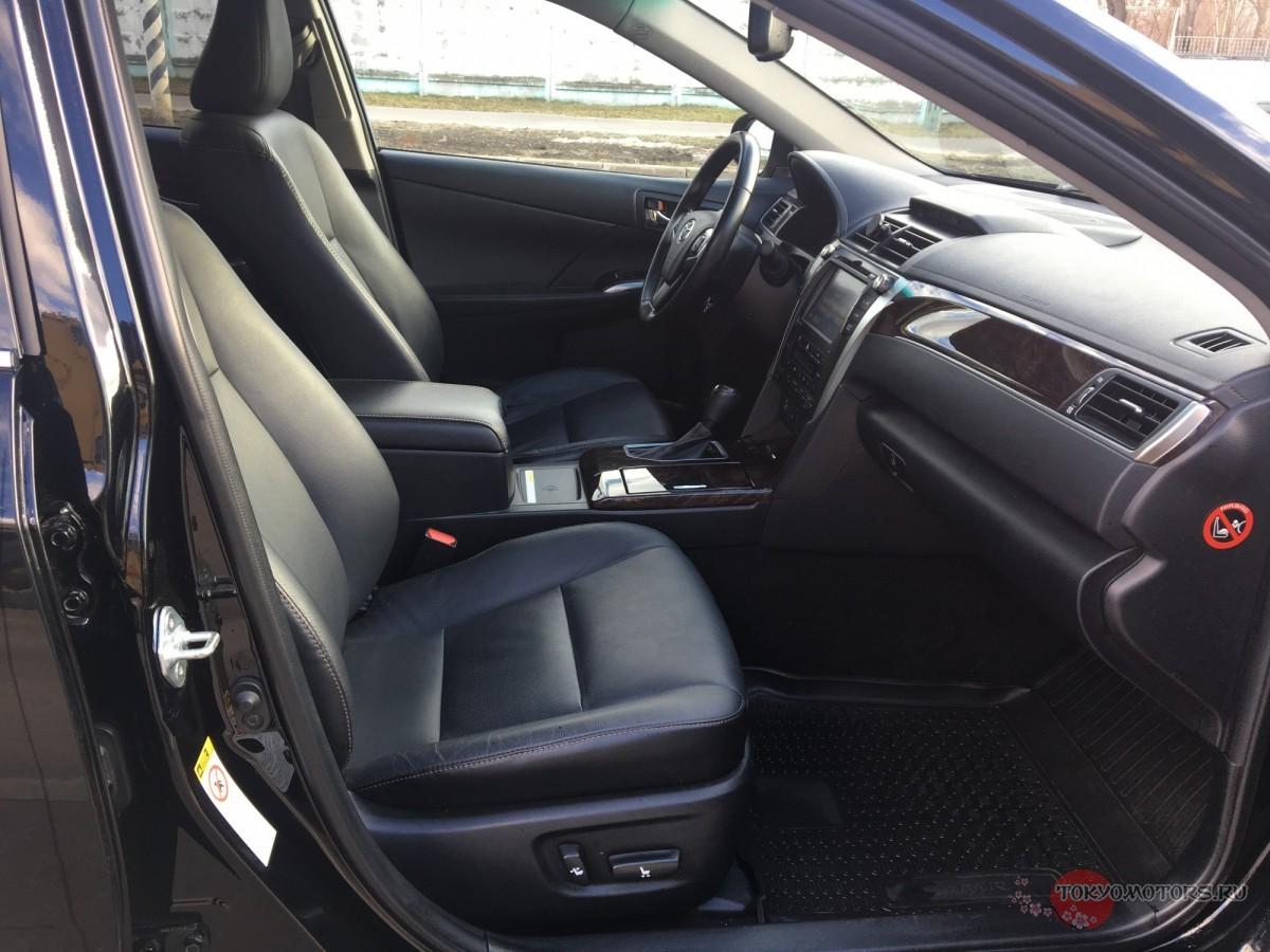 Toyota Camry (XV50) Рейстайлинг