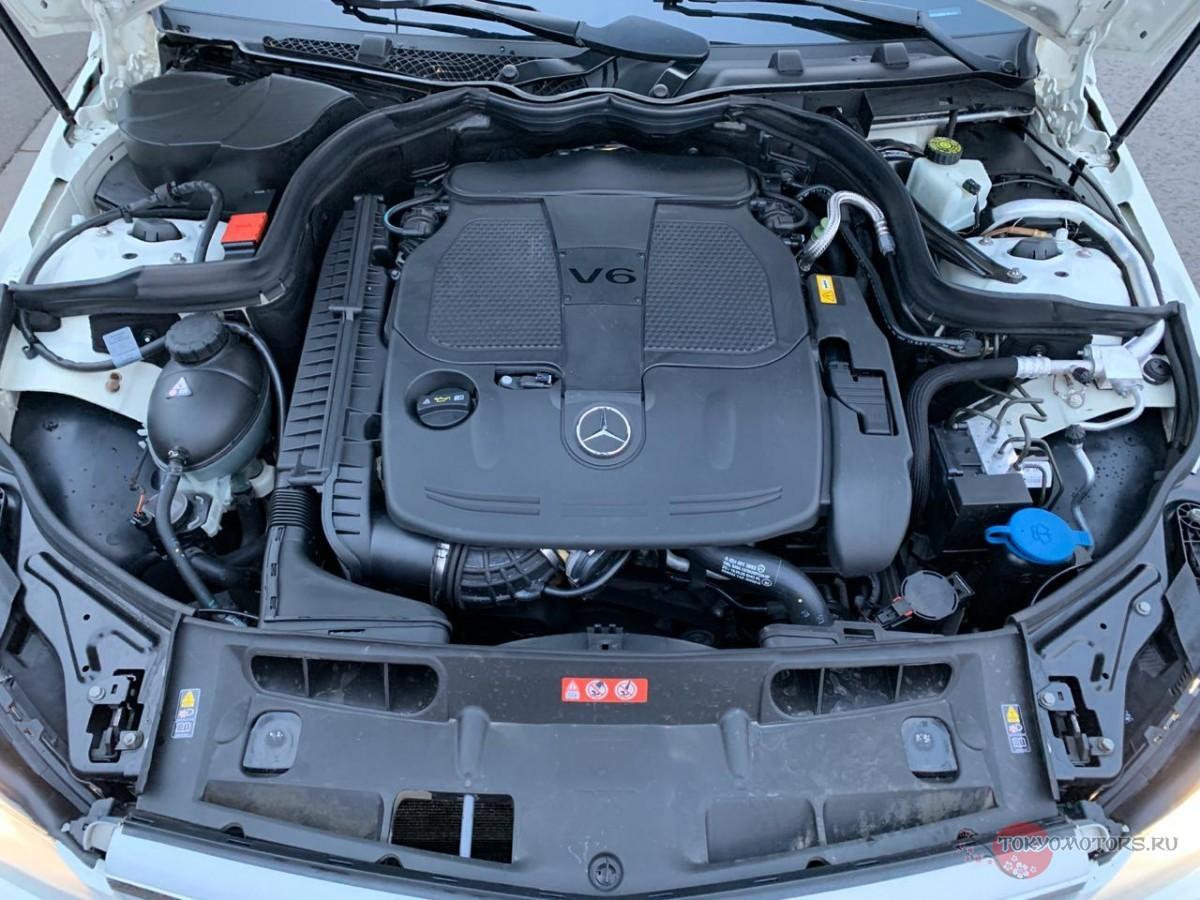 Mercedes-Benz C-Класс III (W204)