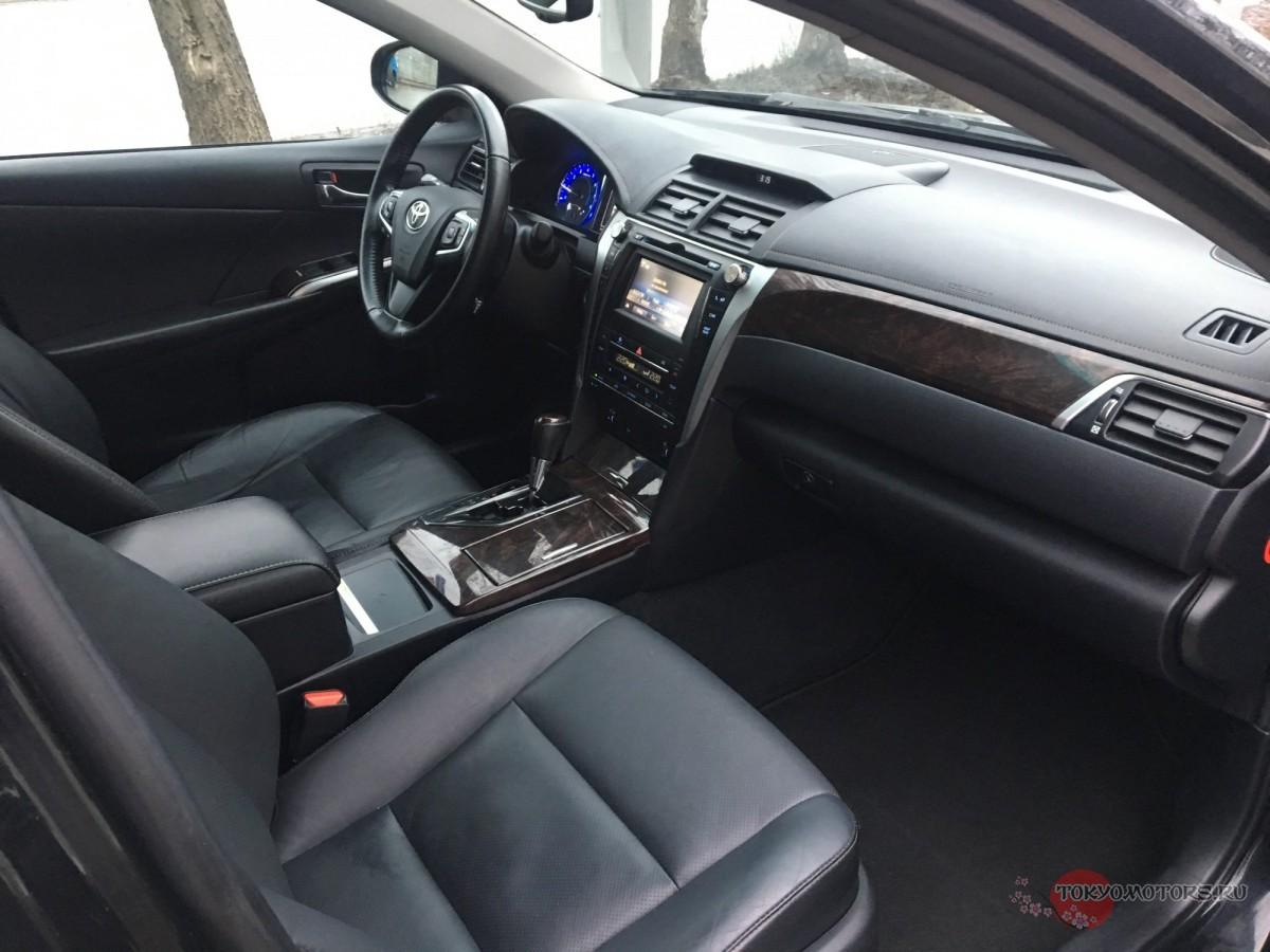 Toyota Camry VII (XV50) Рестайлинг